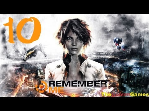 "Прохождение Remember Me HD - Часть 10 (Эпизод 6 ""Гнилая сердцевина"" 1)"