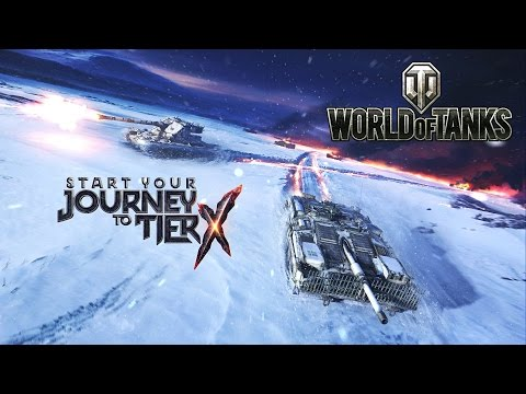 Шведские танки в World of Tanks!