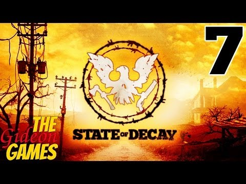 Прохождение State of Decay HDPC — Часть 7 (Большой город — большие проблемы)