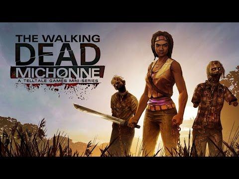 Прохождение The Walking Dead-Michonne-2 эпизод[1 серия]