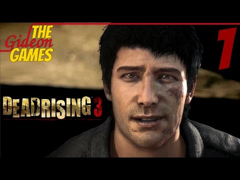 Прохождение Dead Rising 3: Apocalypse Edition на Русском HDPC - Часть 1 (Велкам ту Афтерпати!)