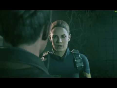 Quantum Break — Акт 4, часть 2 и 3 чиним машину времени.