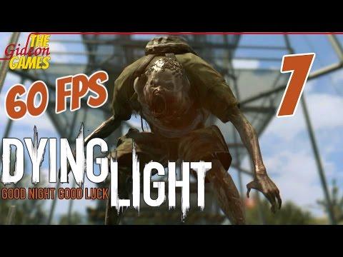 Прохождение Dying Light (Угасающий свет) HDPC60fps - Часть 7 (Новый Зомби. Теперь - с кислотой!)