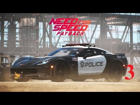 Прохождение Need for Speed Payback (2017) 3 серия