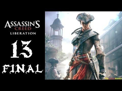 Прохождение Assassin's Creed: Liberation HD 100% Синхро. - Часть 13: Финал (Хватит лжи!)