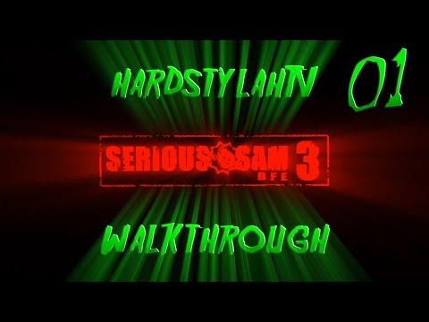 Serious Sam 3 BFE Walkthrough \ Прохождение #01 — Лето в Каире