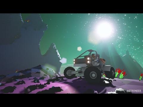 Astroneer — Нашел космический корабль — волоку на базу.