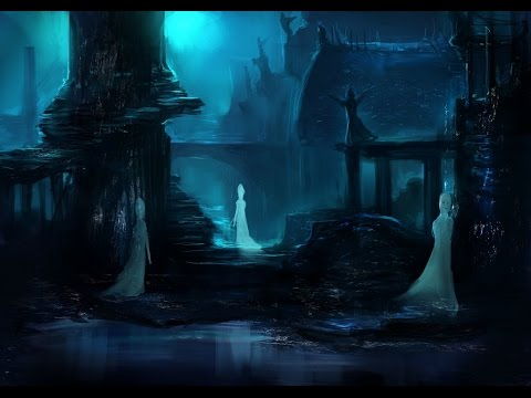 Dark Souls (прохождение) #75 - Руины нового лондо: спускаем воду. Босс 4 короля. 160301-1