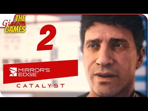 Прохождение Mirror's Edge: Catalyst на Русском  2 (Заварушка)