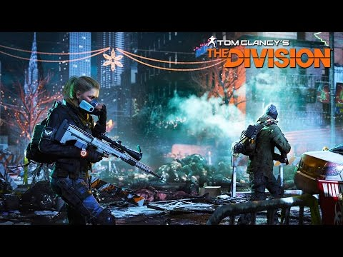 Tom Clancy's The Division — стрим