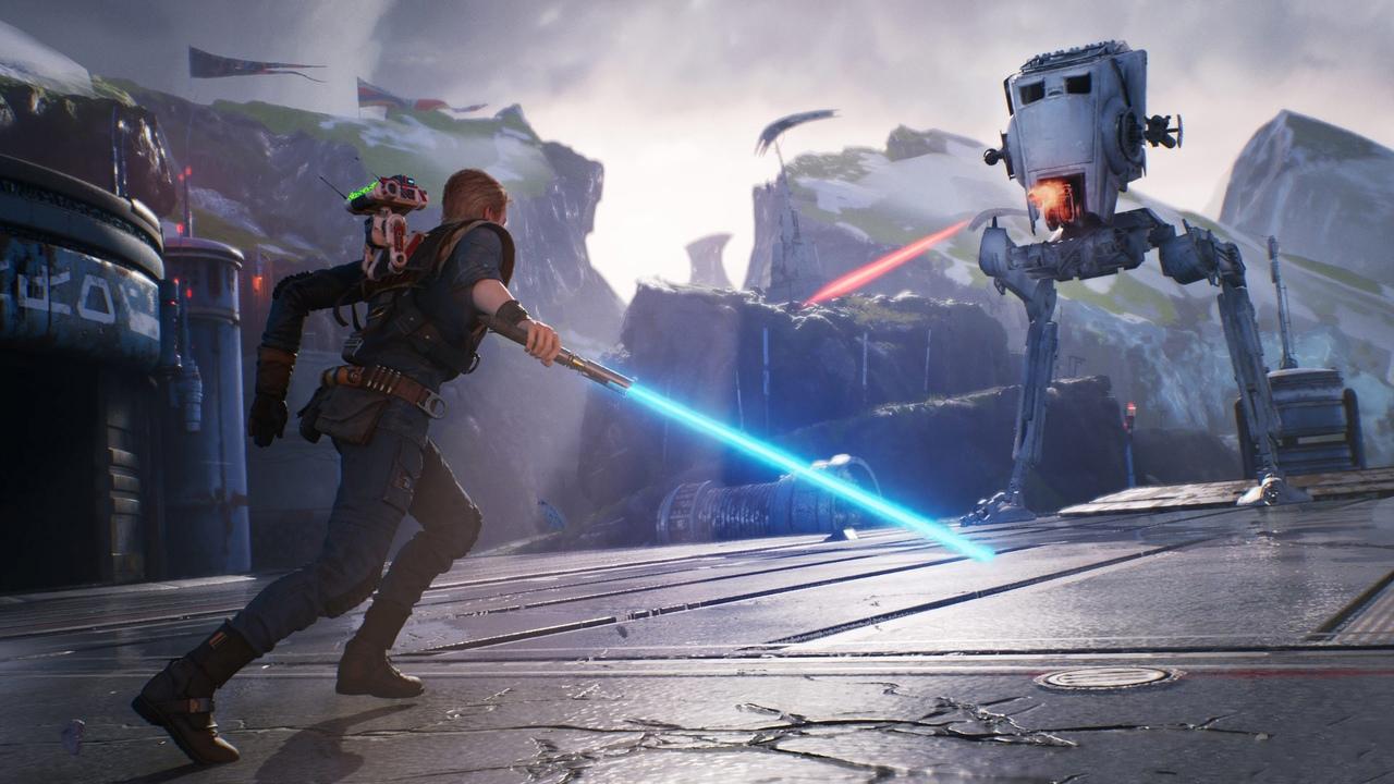 Star Wars Jedi: Fallen Order получила обновление для консолей текущего поколения PS5 и Xbox Series X|S