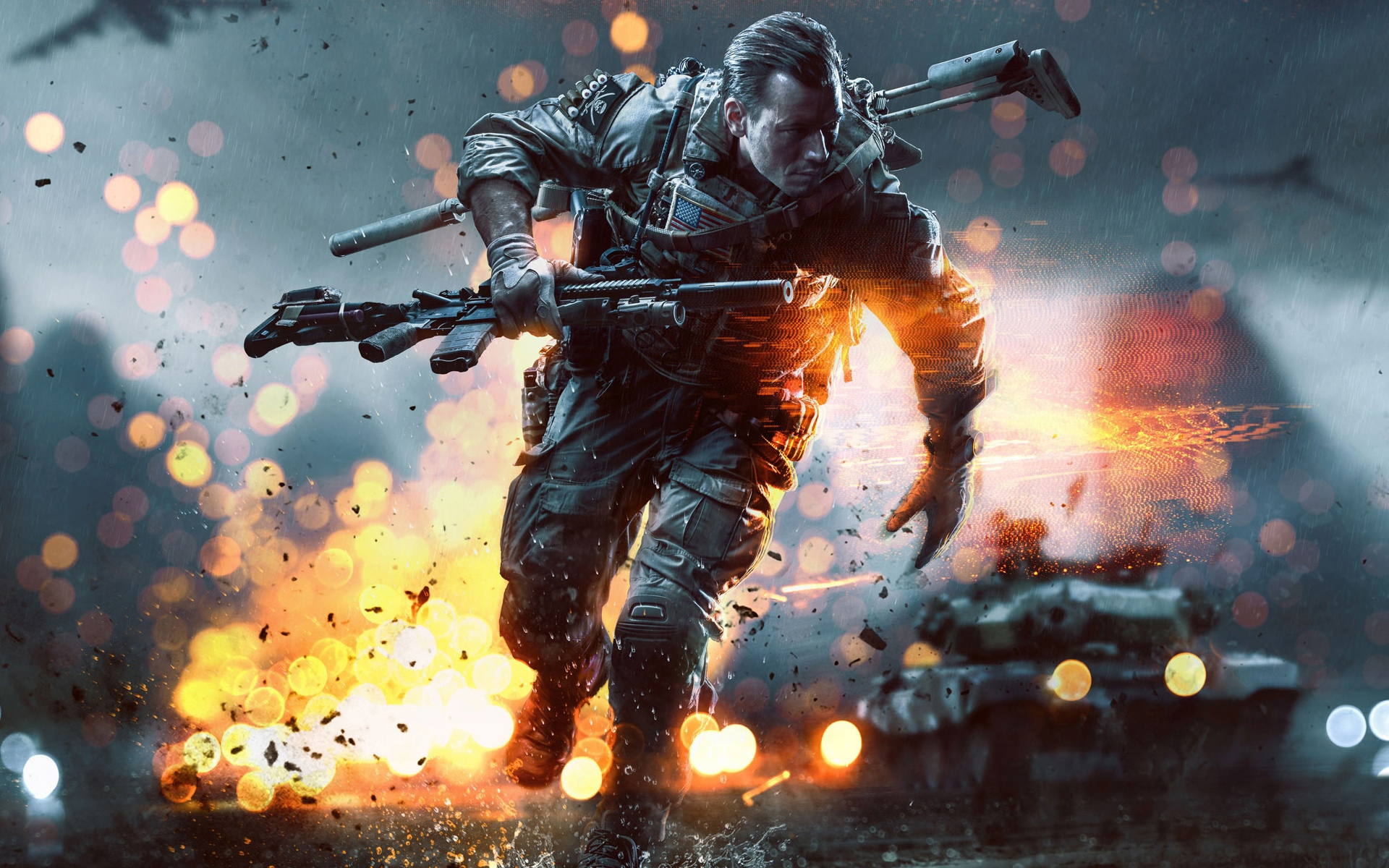 DICE поделилась небольшими подробностями разработки следующей части Battlefield