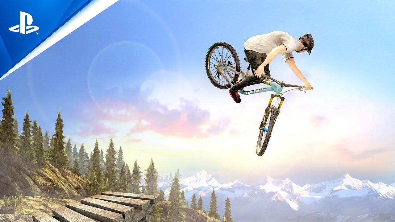 Гонка на горных велосипедах Shred! 2 — ft Sam Pilgrim вышла на PS4