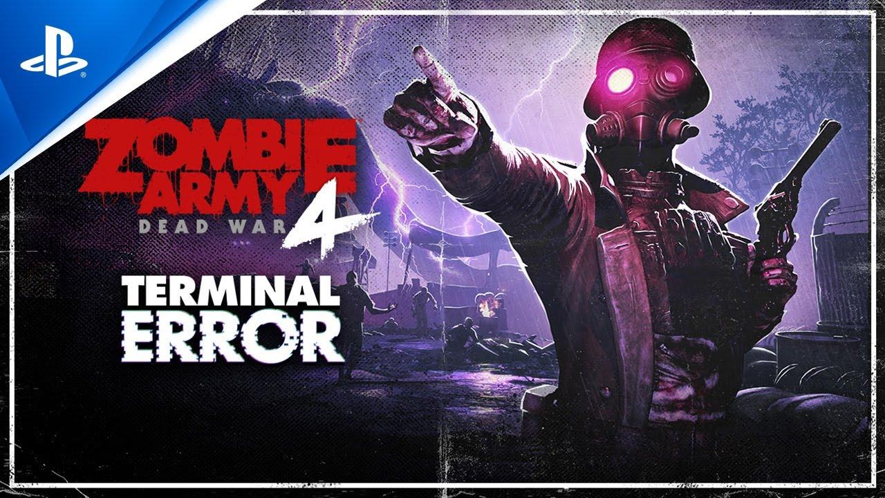 В Zombie Army 4: Dead War стартовал 3 сезон — Terminal Error