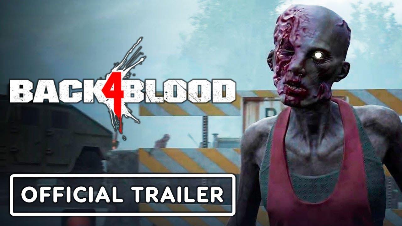 Крутые повороты в каждом бою: создатели Back 4 Blood продемонстрировали карточную систему