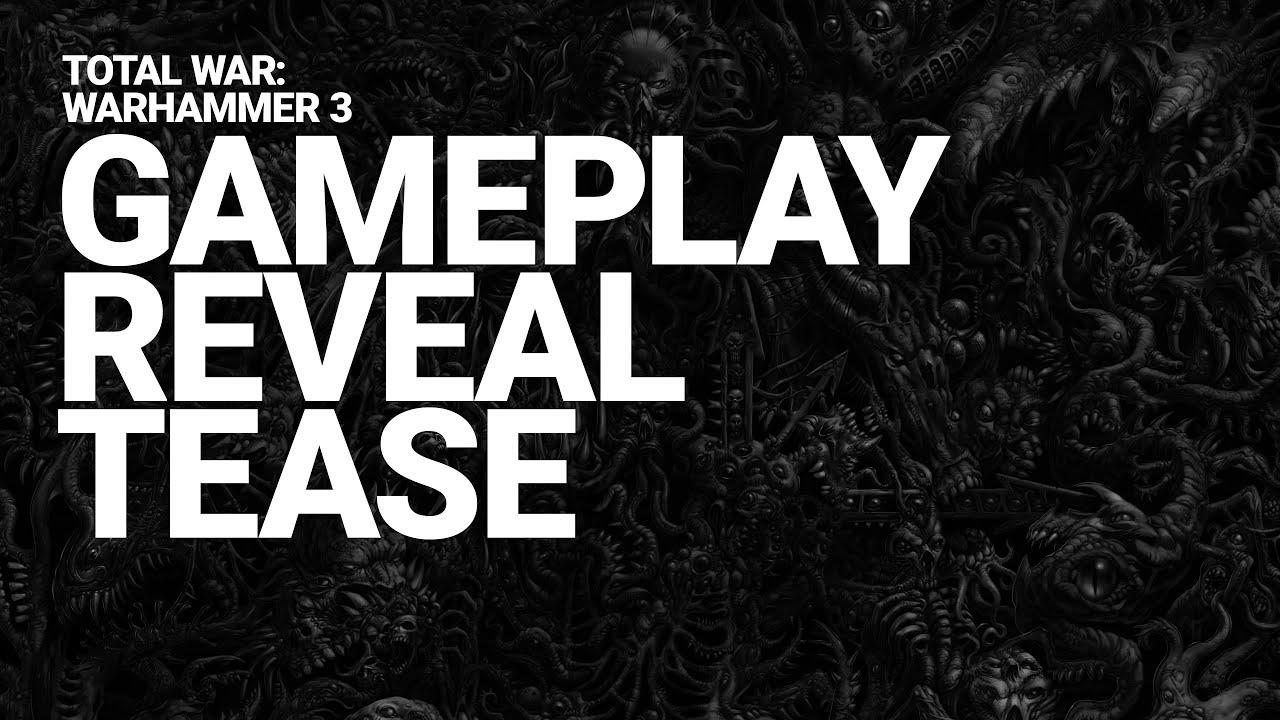 Игровой процесс Total War: Warhammer III покажут 13 мая
