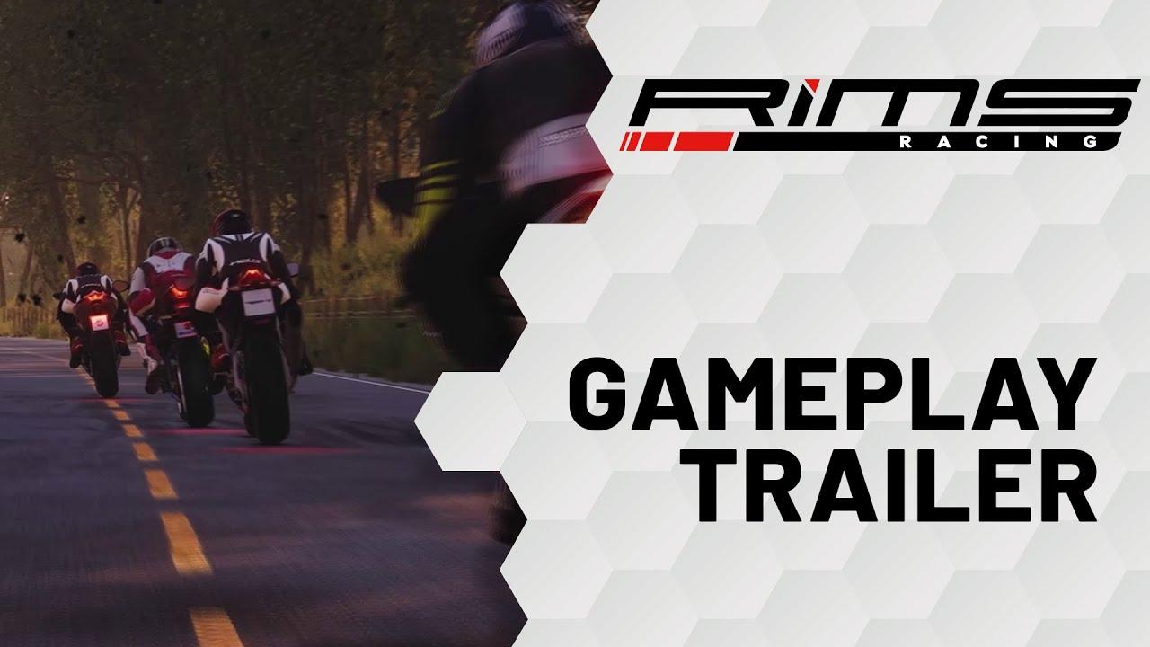 Издательство Nacon и студия Raceward Studio показали первый геймплей RiMS Racing
