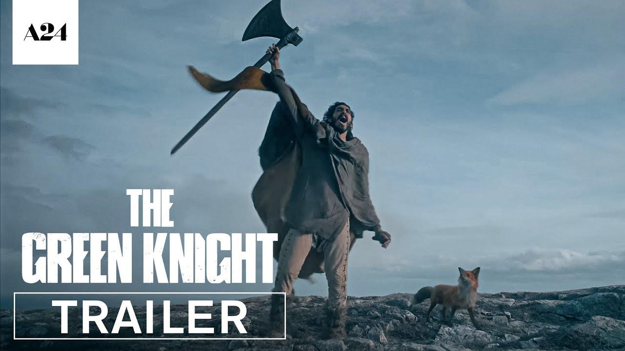 Дебютный трейлер фэнтезийного фильма «Легенда о Зелёном рыцаре»