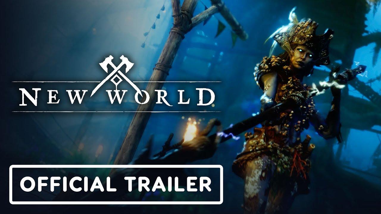 Amazon Games представила трейлер массовой многопользовательской игры New World