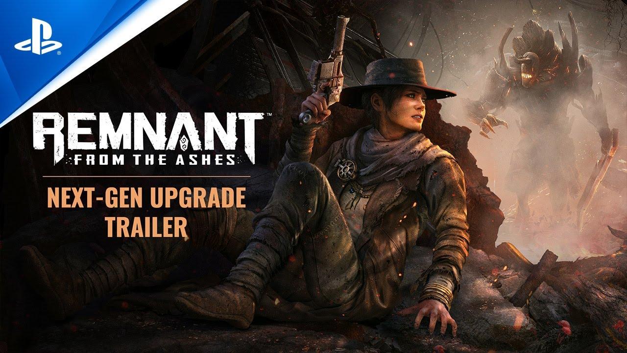 Remnant: From the Ashes получила бесплатное обновление для консолей нового поколения