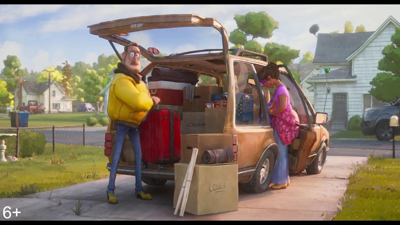 Премьера мультфильма «Митчеллы против машин» состоится 30 апреля на Netflix