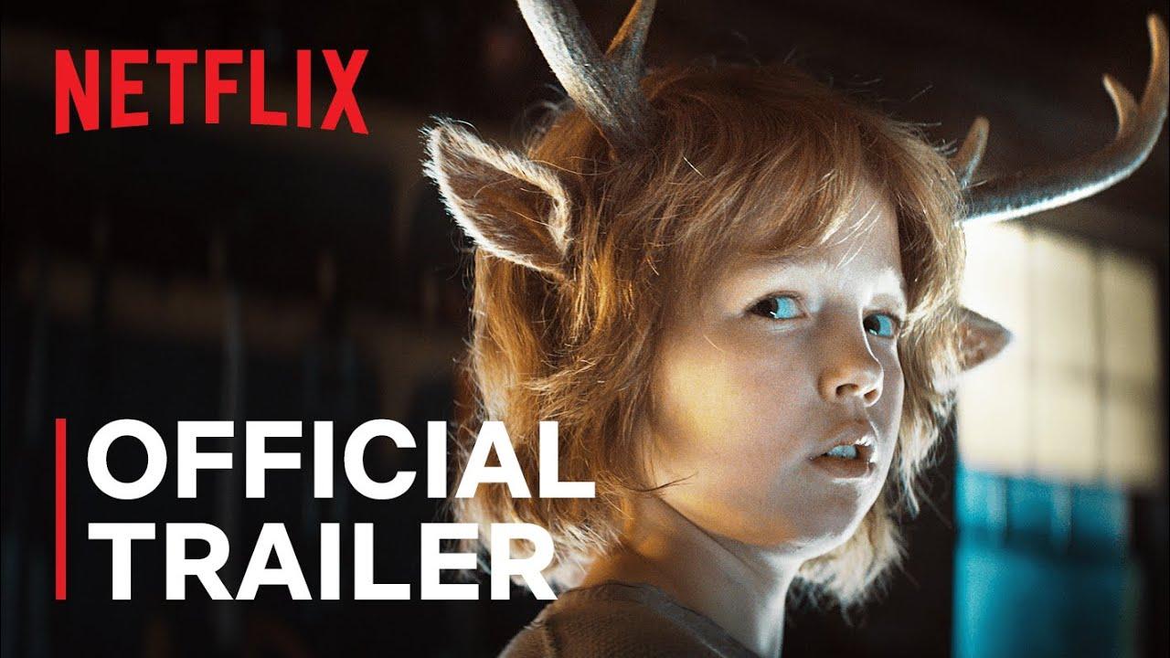 Дебютный трейлер в оригинале и дубляже сериала «Sweet Tooth: мальчик с оленьими рогами» от Netflix по комиксу DC