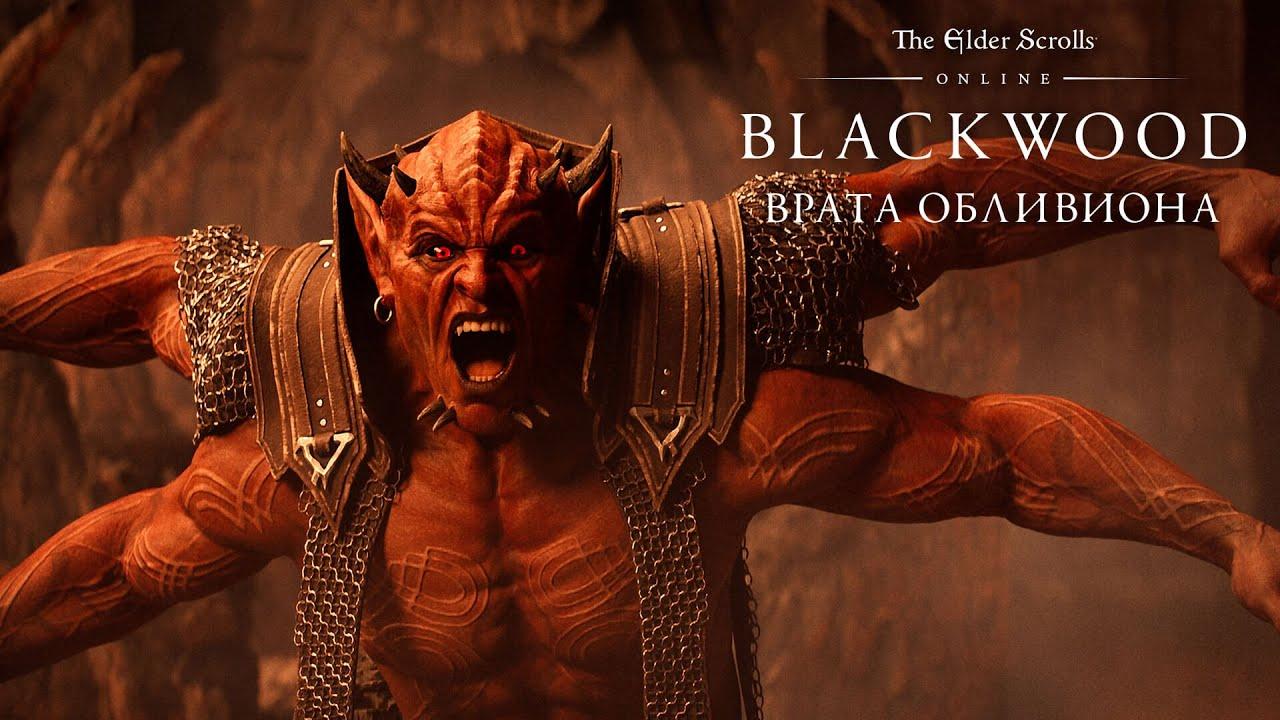 Красивый кинематографичный трейлер The Elder Scrolls Online: Blackwood