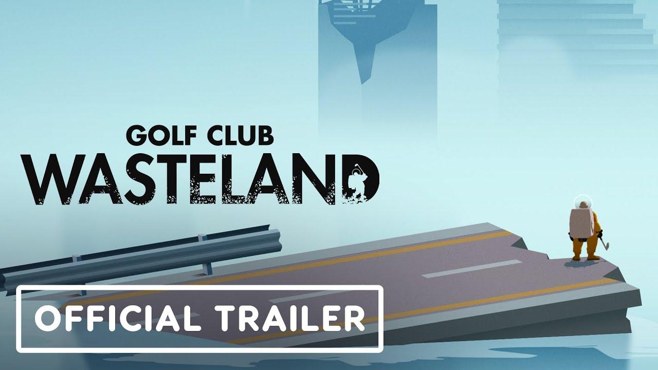 Симулятор гольфа на разрушенной Земле Golf Club: Wasteland доберётся до PC и консолей в августе