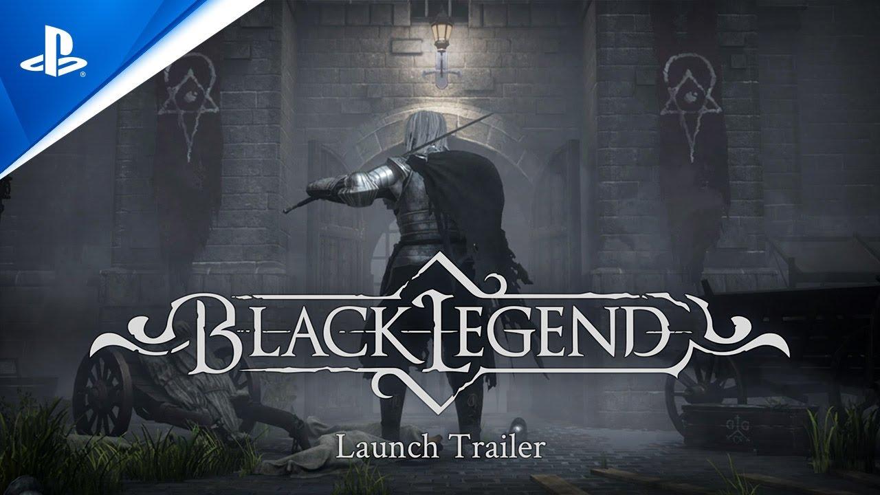 Состоялся релиз пошаговой ролевой игры Black Legend