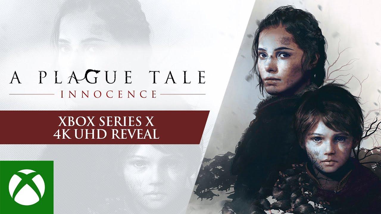 Анонсирующий трейлер переиздания A Plague Tale: Innocence