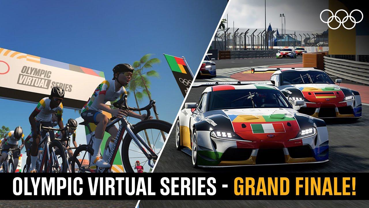 Если вдруг совсем нечего делать, то сейчас проходит финал первого киберспортивного турнира по Gran Turismo Sport в рамках Олимпийской виртуальной серии