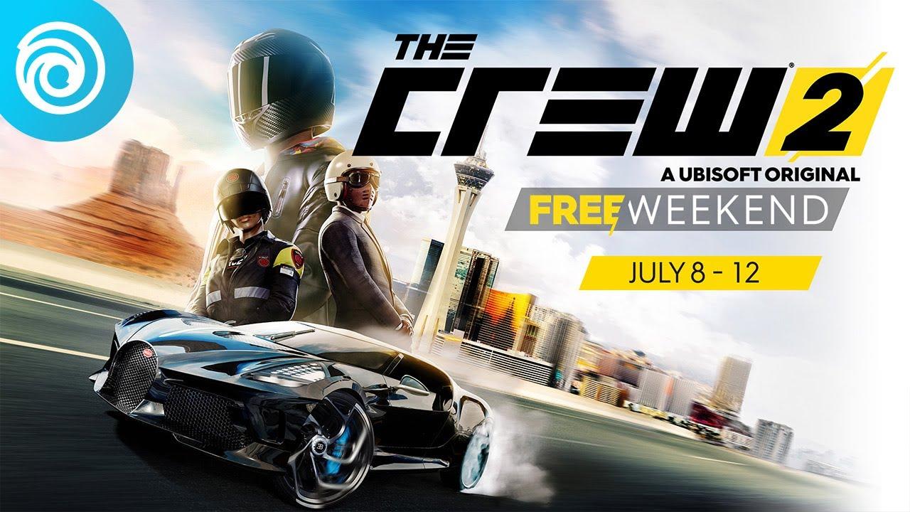 В The Crew 2 пройдут бесплатные выходные