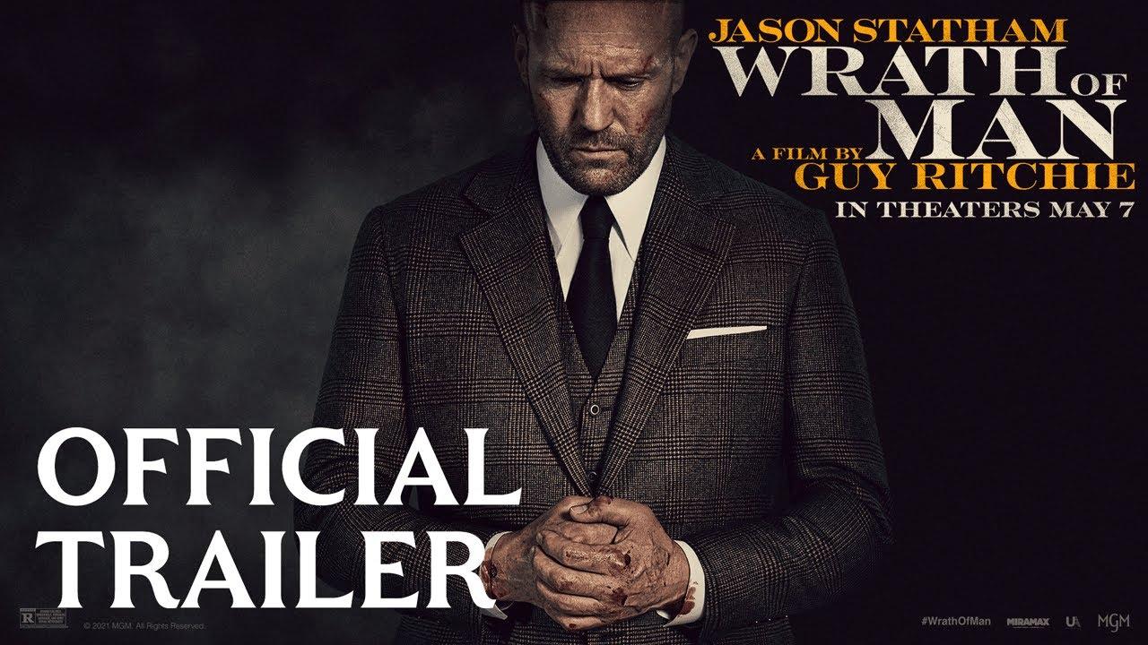 Дебютный трейлер в оригинале и дубляже нового фильма Гая Ричи «Гнев человеческий»