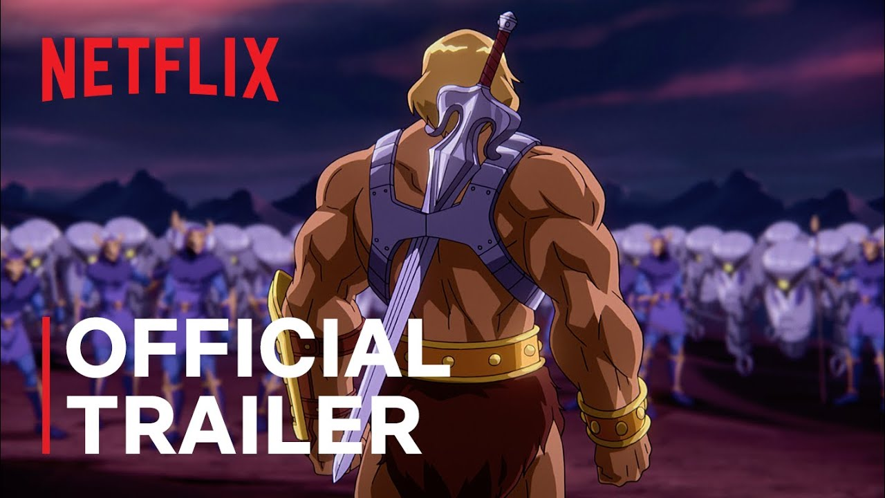 Дебютный трейлер «Властелинов вселенной: откровение» Netflix