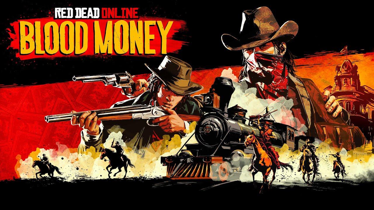 Для Red Dead Redemption 2 выйдет крупное сюжетное обновление — Blood Money