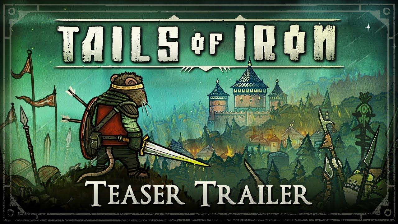 Приключенческая ролевая игра Tails of Iron выйдет 17 сентября