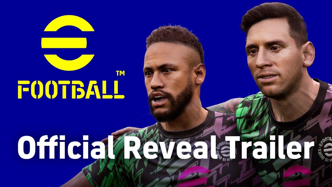 Konami объявила, что переименовала новую часть PES в eFootball