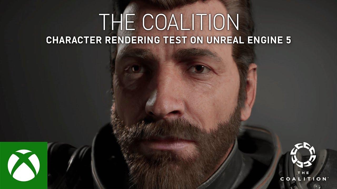 Студия The Coalition, выпустившая последние части серии Gears, опубликовала ролики с техническими демками, полностью созданными на Unreal Engine 5