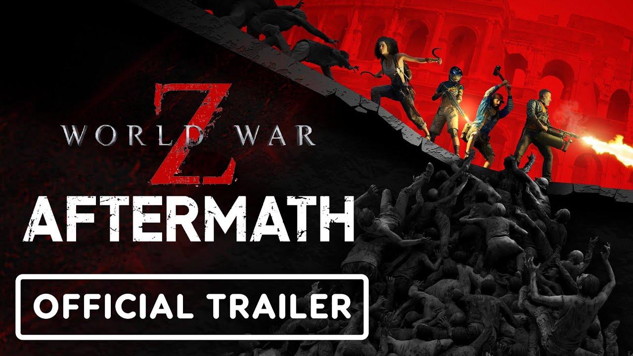 Новый геймплейный трейлер World War Z: Aftermath