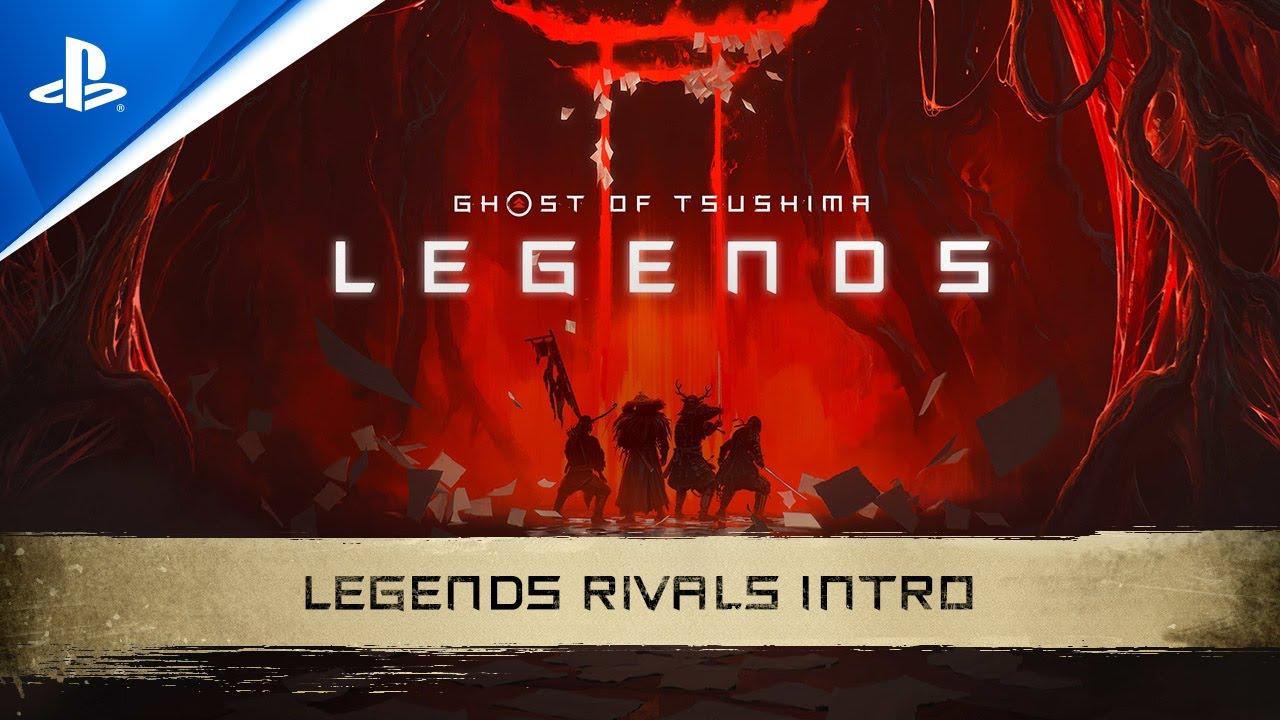 3 сентября для Ghost of Tsushima: Legends выйдет новый режим — Rivals