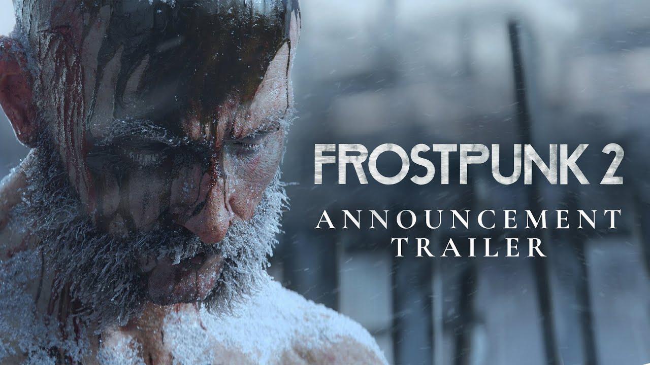 Анонсирована Frostpunk 2