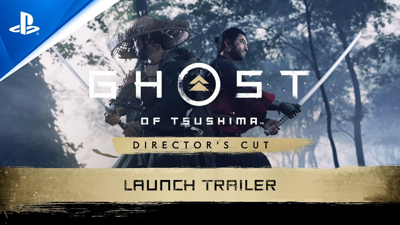 Релизный трейлер крупного сюжетного дополнения для Ghost of Tsushima с новой локацией