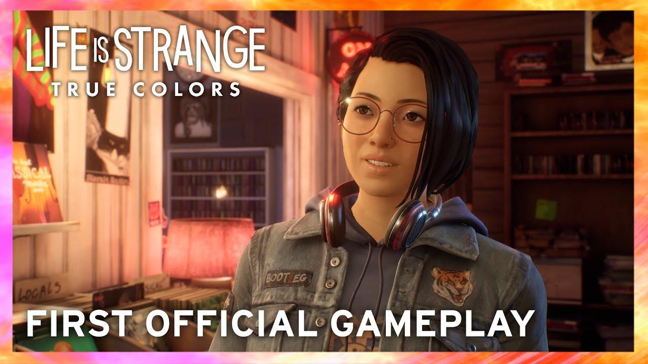 Первый геймплей Life is Strange: True Colors