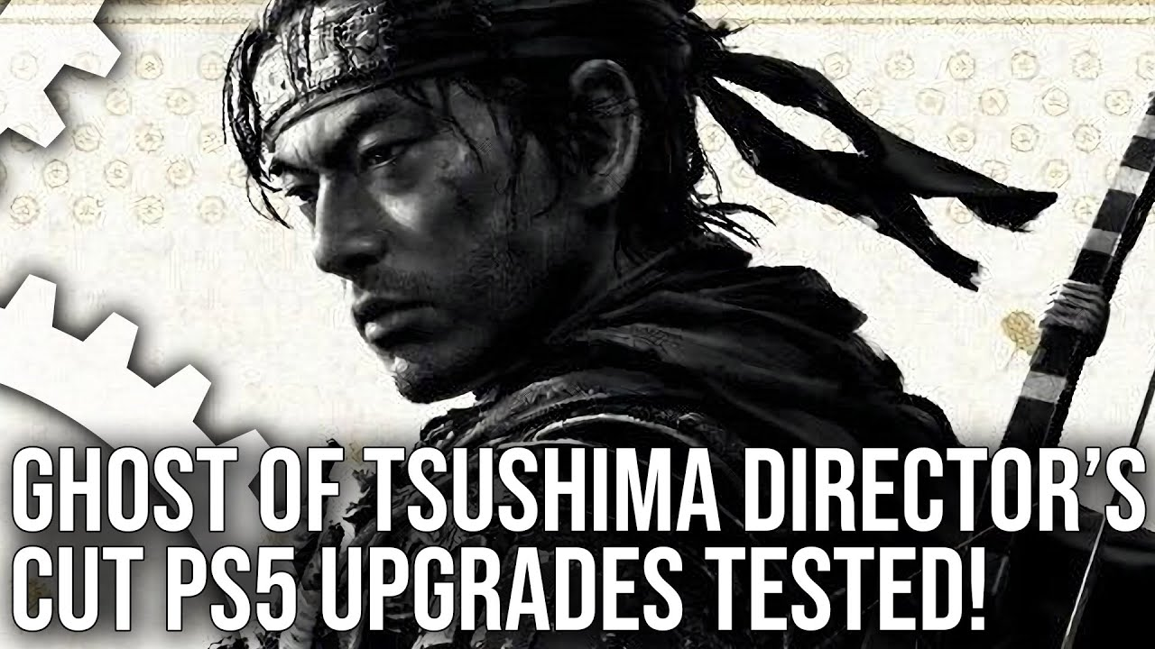 Digital Foundry разобрали версию Ghost of Tsushima для PS5