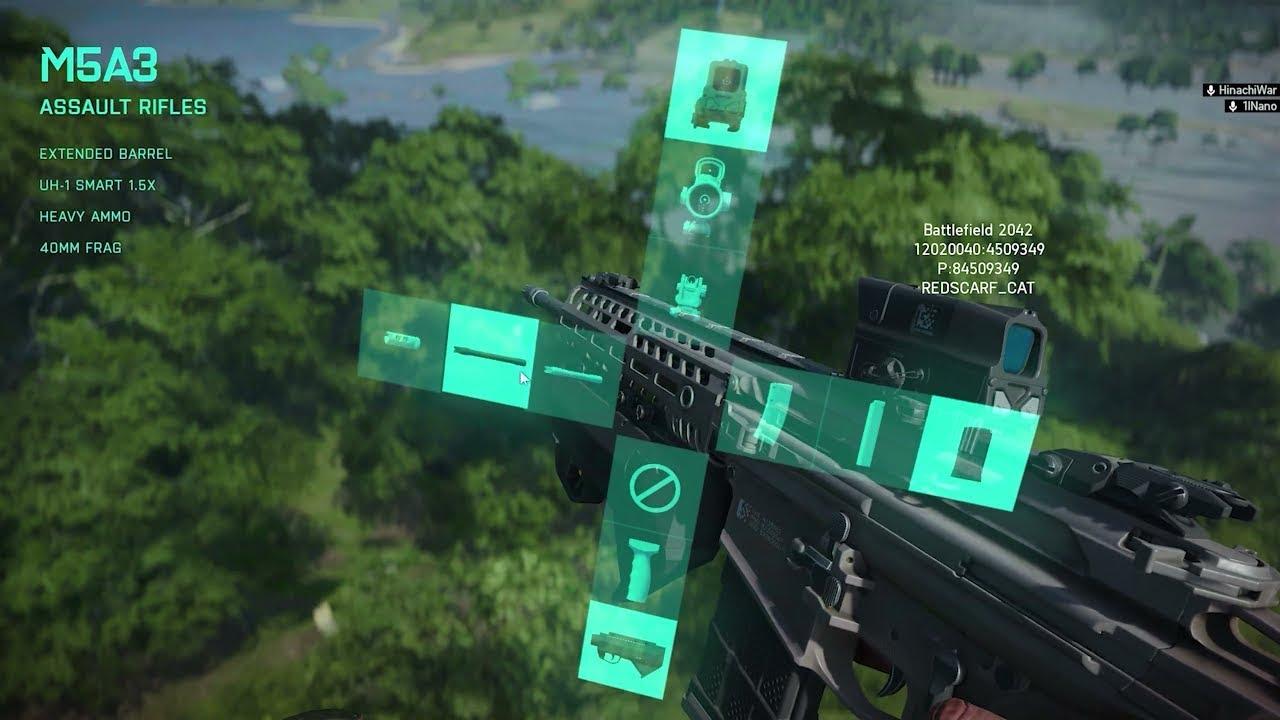 Чуть больше 5 минут геймплея с закрытой альфы Battlefield 2042