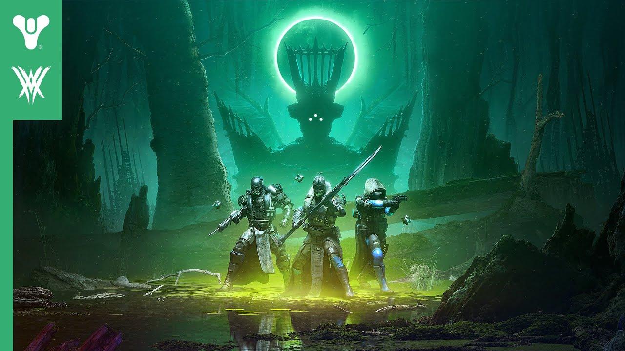 Геймплейный трейлер следующего дополнения для Destiny 2