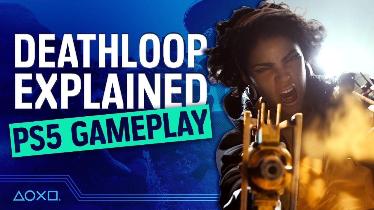 Новый геймплей и первые впечатления по Deathloop