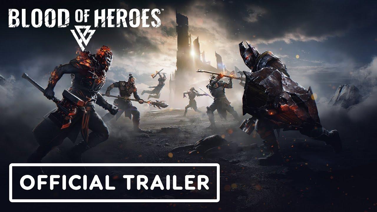 На ПК стартовало открытое тестирование соревновательного боевика Blood of Heroes