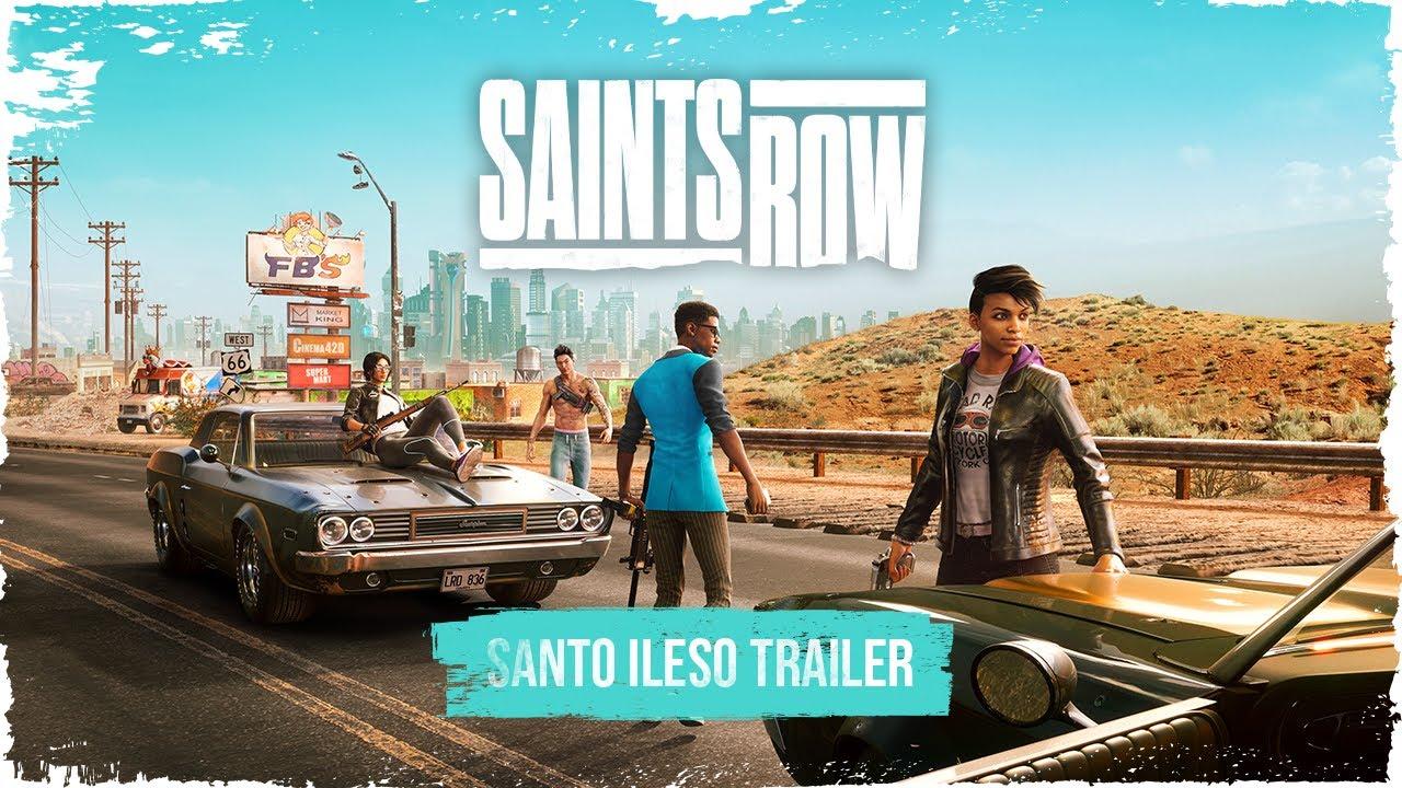 Новый дневник разработчиков Saints Row, в котором показали много геймплея игры