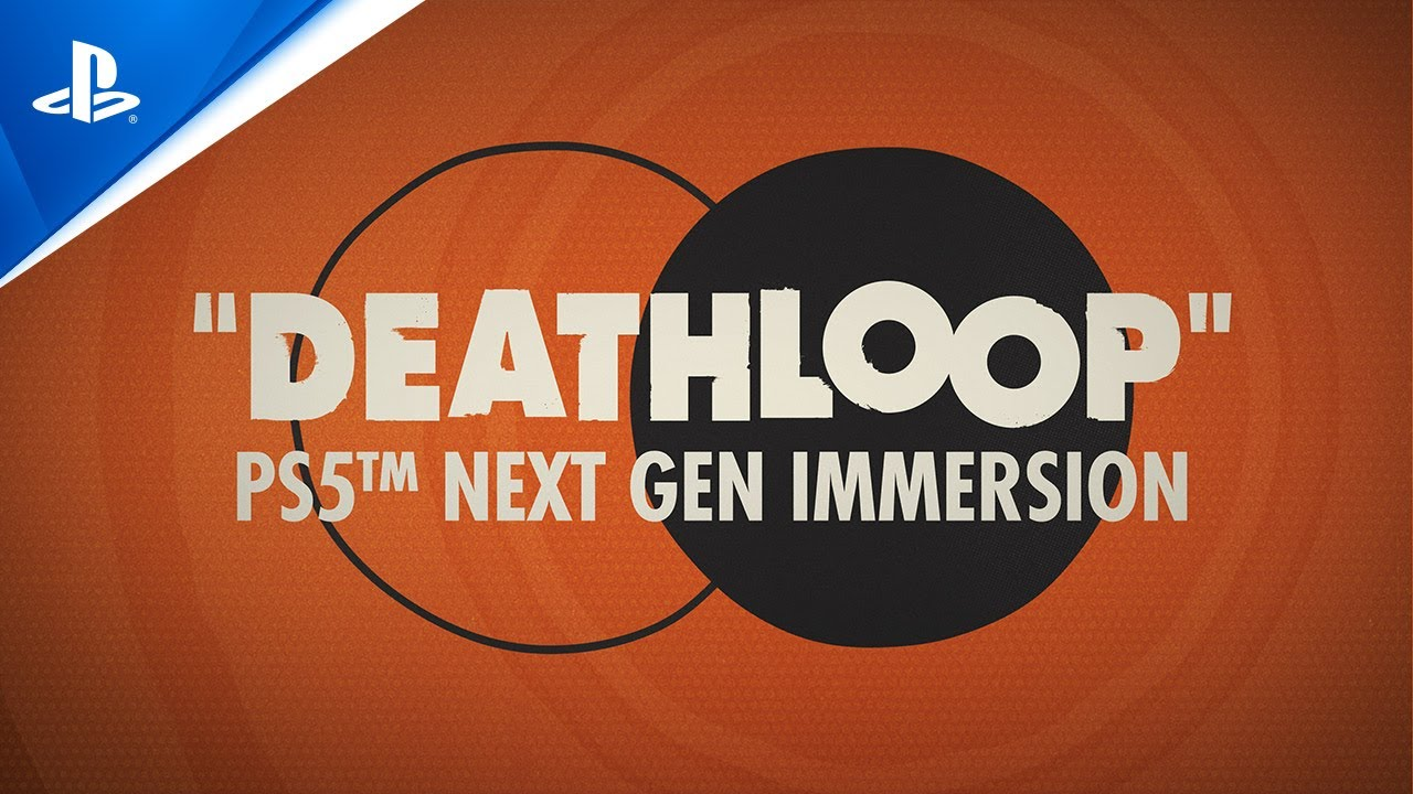 Свежий трейлер Deathloop, посвященный особенностям работы DualSense с игрой